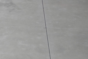 Plain Concrete Finish