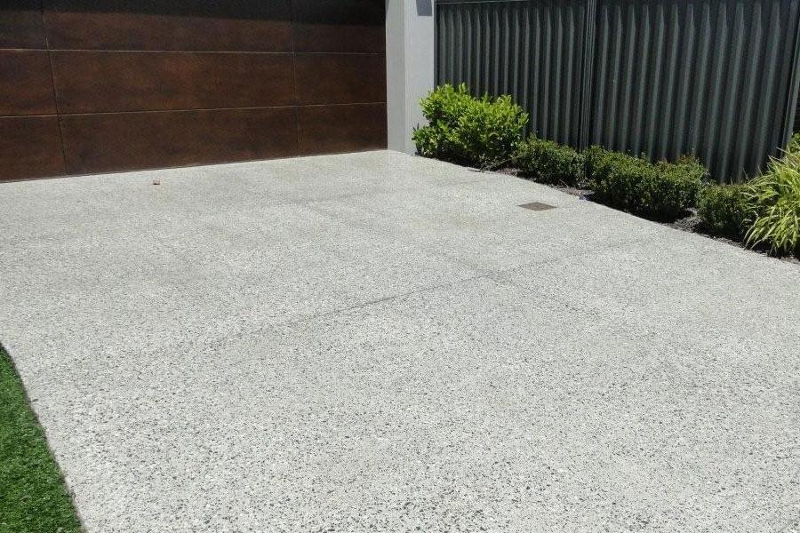 Exposed concrete thundercrete for Exposed concrete floor