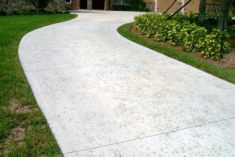 Salted Concrete Thundercrete