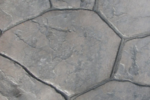Stamped Concrete Finish